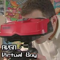 Angry Video Game Nerd – Virtual Boy
