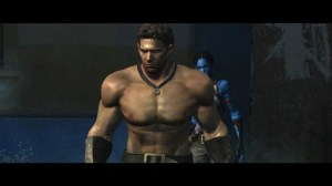 Chris Redfield RE5