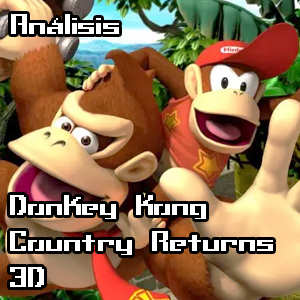 [Análisis] Donkey Kong Country Returns 3D