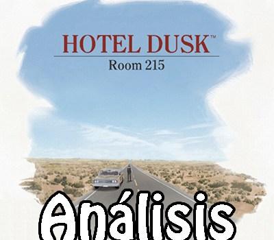 [Análisis] Hotel Dusk: Room 215