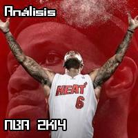 [Análisis] NBA 2K14