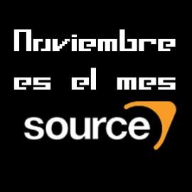 Noviembre es el mes Source