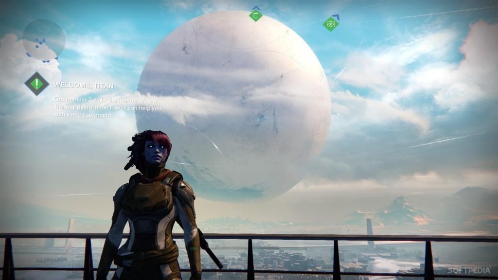Guardiana en la Torre