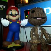Sackboy en Super Smash Bros.