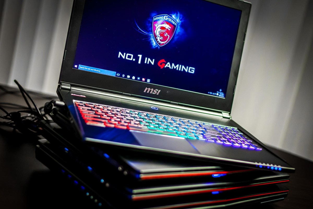 Affordable Gaming Laptops Guide 2018