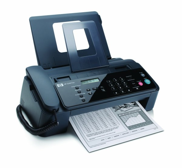 HP Professional Quality Plain-Paper Fax Machines
