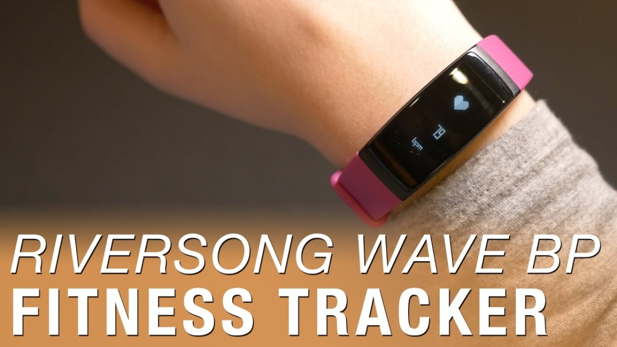 RiverSong Fitness Tracker Heart Rate Monitor Review