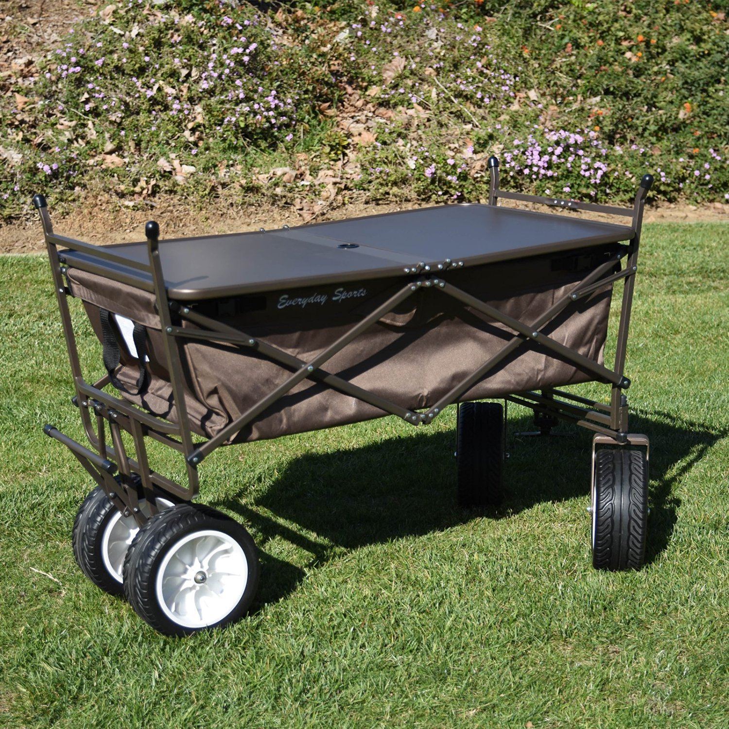 Everyday Sports Collapsible Folding Wagon