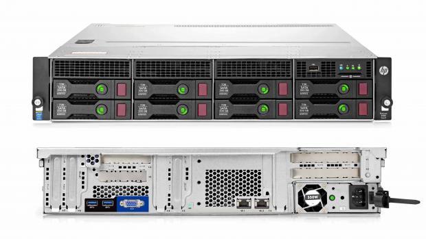 Новый сервер от HP - Proliant dl380 gen9
