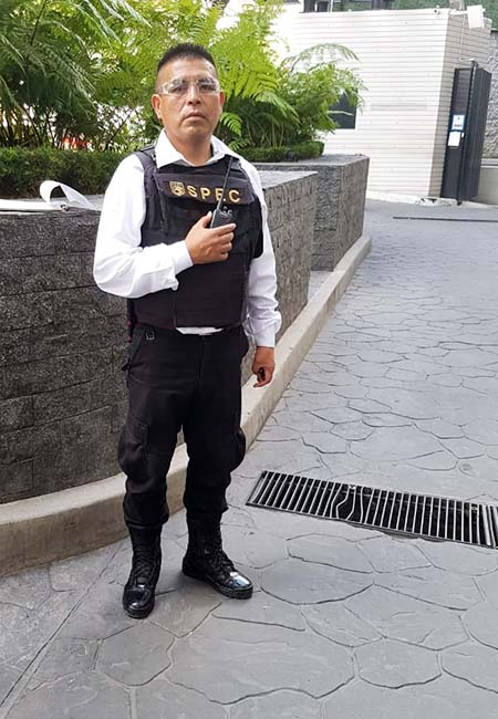 SPEC Security Seguridad Intramuros