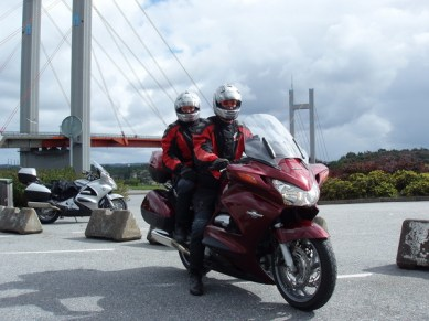 Västkustprofiler, Tjörnbron, Rolf och Lisa