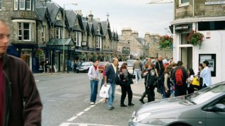 Sightseeing i Pitlochry.