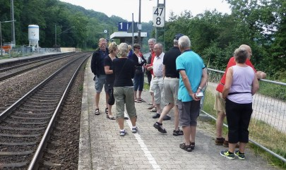 Haßmersheim station