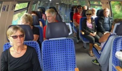 På väg till Heilbronn