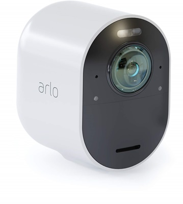 Arlo Ulltra 4k wire-free camera
