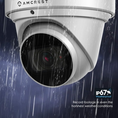 Amcrest IP8M-MT2544ew Outdoor Camera with IP67