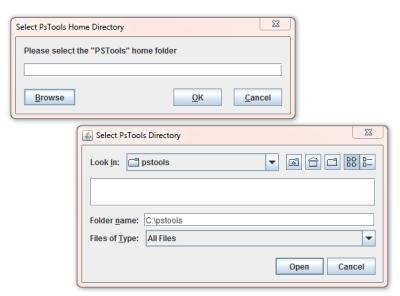 pstools GUI 1