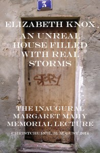 Unreal house lecture cover