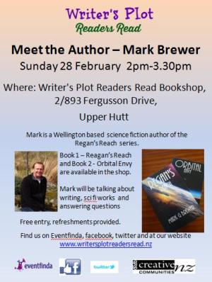 Meet the author_Mark Brewer
