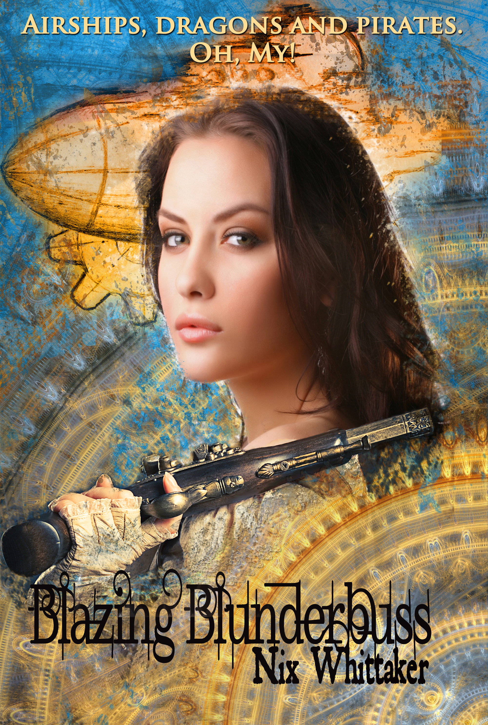 Blazing Blunderbuss by Nix Whittaker