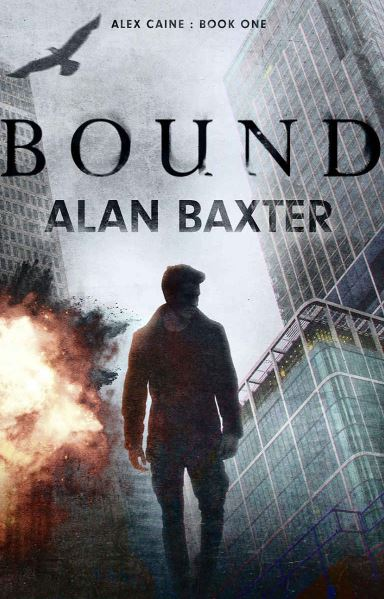 Bound by Alan Baxter – a review