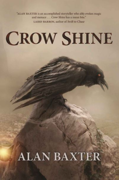 Crow Shine, by Alan Baxter -a review