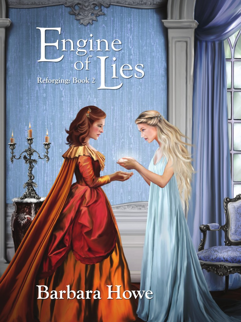 Engine of Lies: Reforging Book 2