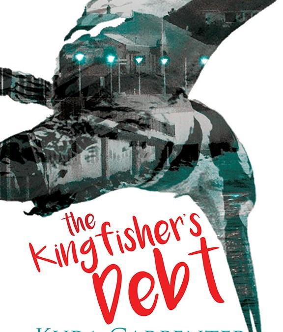 Dunedin Author Kura Carpenter : The Kingfisher's Debt (Urban Fantasy)