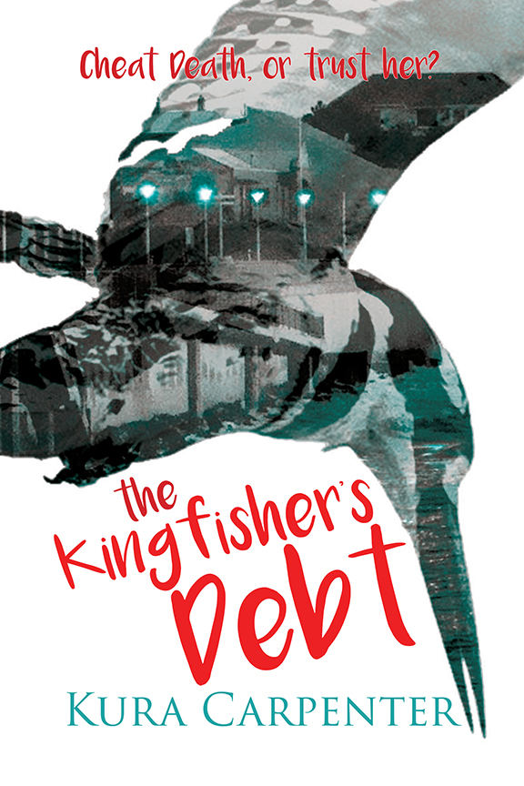 Dunedin Author Kura Carpenter : The Kingfisher's Debt (Urban Fantasy)