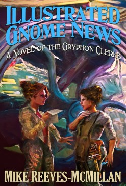 Illustrated Gnome News cover