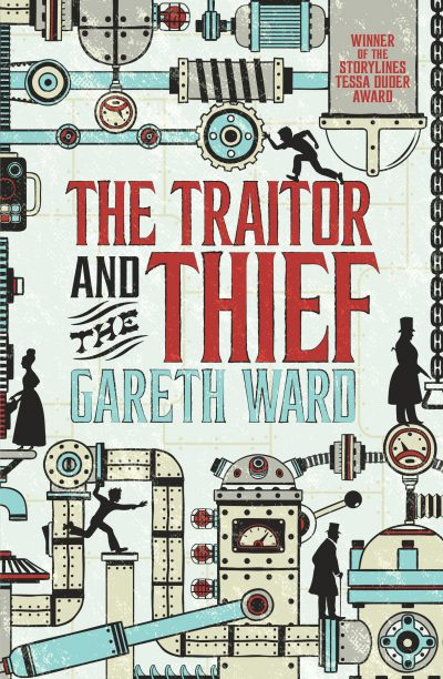 The Traitor and the Thief by Gareth Ward