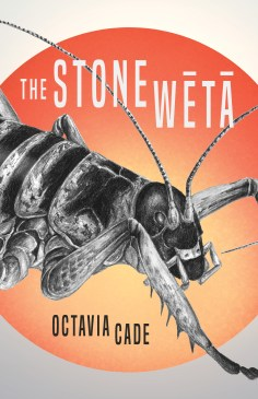 Cover of The Stone Wētā, by Octavia Cade