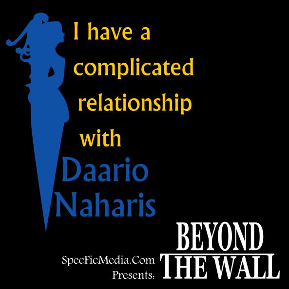 Complication Daario Relationship