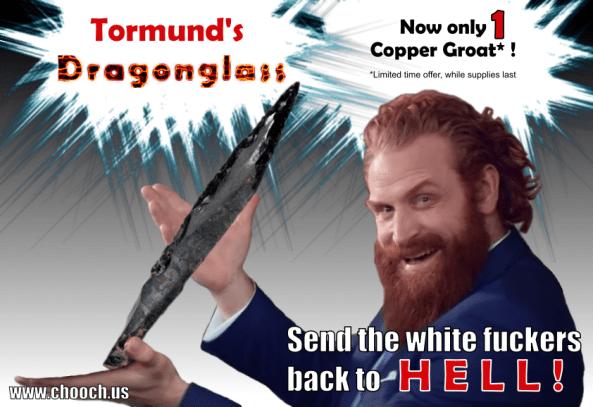 TormundDragonGlass