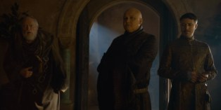 Varys before the Small Council meeting