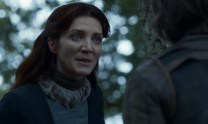 Mom not as happy to see Bran