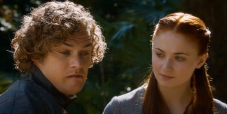"""""""Loras, what do you think about a rose centerpiece?"""""""