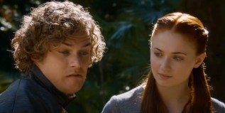 """Loras, what do you think about a rose centerpiece?"""