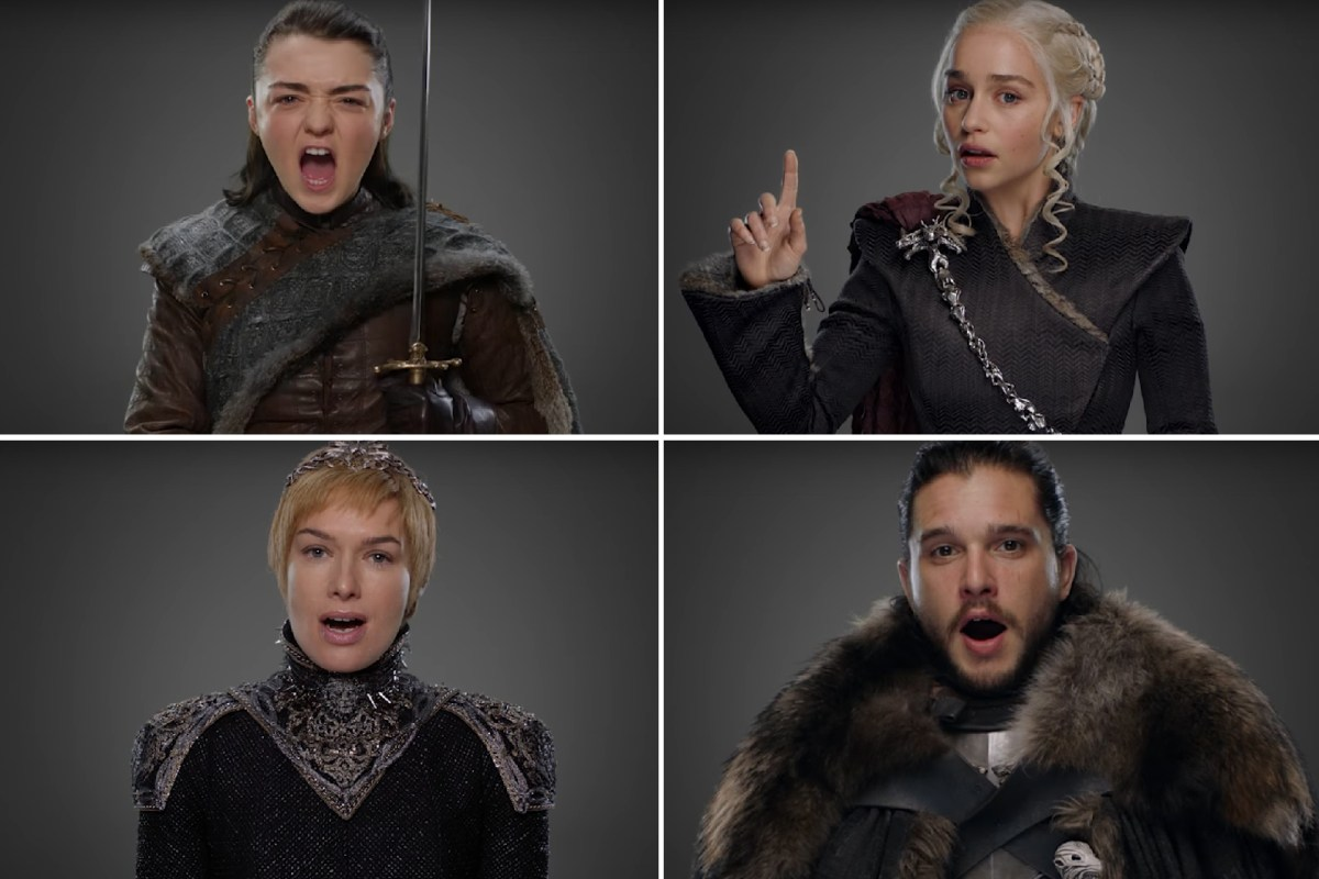 Game of Thrones Season 7 Costumes