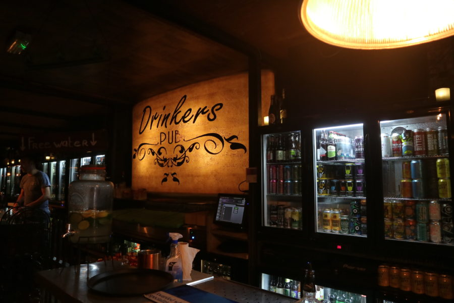 the drinkers pub
