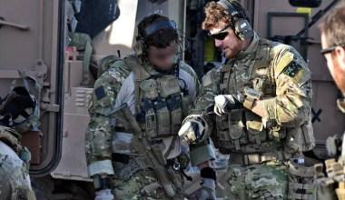 Australian SASR in Afghanistan