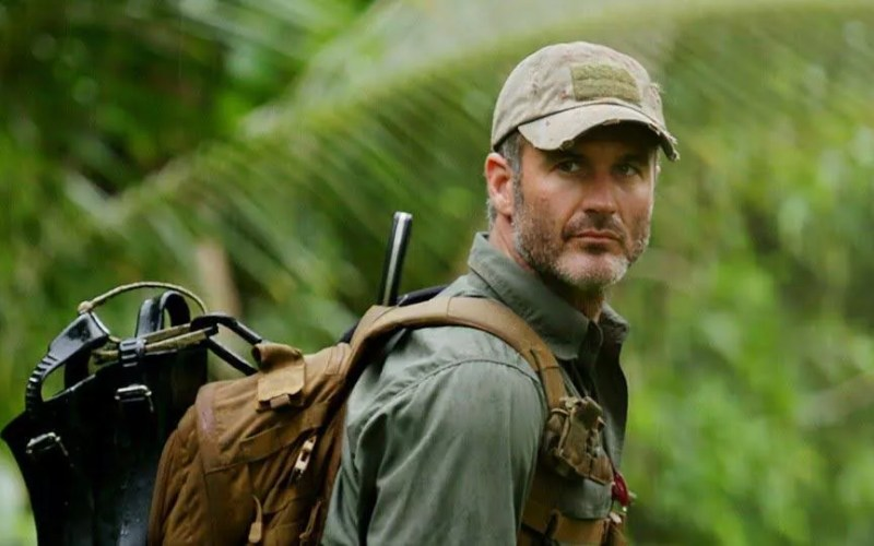 lone target joel lambert former Navy SEAL also known as Manhunt