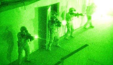 No-Light Live-ammunition exercise Navy SEALs San Diego