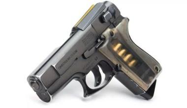 ASP 9 mm Auto Pistol