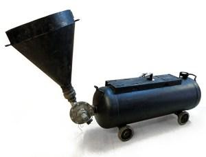 Compressed Air Mortar Image