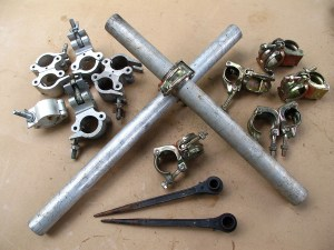 Scaffold Tube & Fittings Image