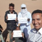 """Conversazione con Bashir Sheik, coordinatore del movimento """"La Rabbia del Fezzan"""""""
