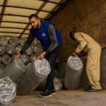 OIM fornisce assistenza alla comunità a Tawergha