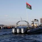 La Guardia Costiera libica salva 132 migranti a largo di Khoms