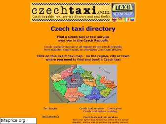CzechTaxi.com – Nouveau site dans la galaxie X
